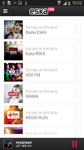 eskaGO - radio tv vod