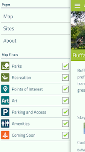 Buffalo Bayou Guide- screenshot thumbnail
