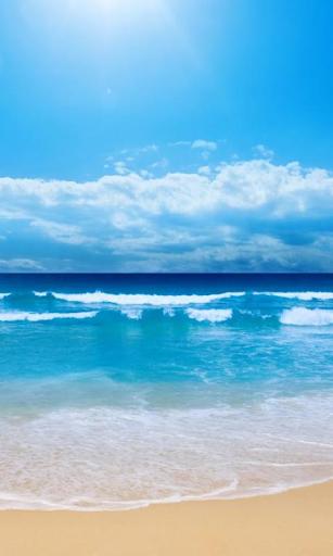 Магічний океан Живі Шпалери