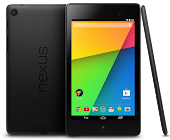 Nexus 7 (32GB, Black, Wi-Fi + Mobile data, Unlocked + T-Mobile SIM)
