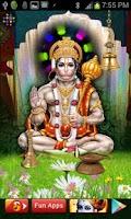 Screenshot of Virtual Hindu Temple Worship
