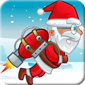 Mr Flappy Santa