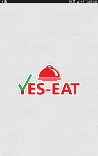 Yes Eat- screenshot thumbnail
