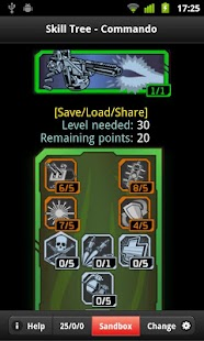 Borderlands 2 Skill Tree - screenshot thumbnail