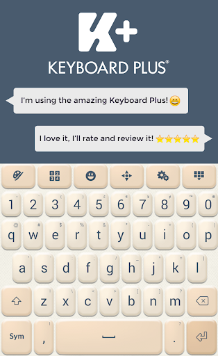 Keyboard Plus for Smartphone