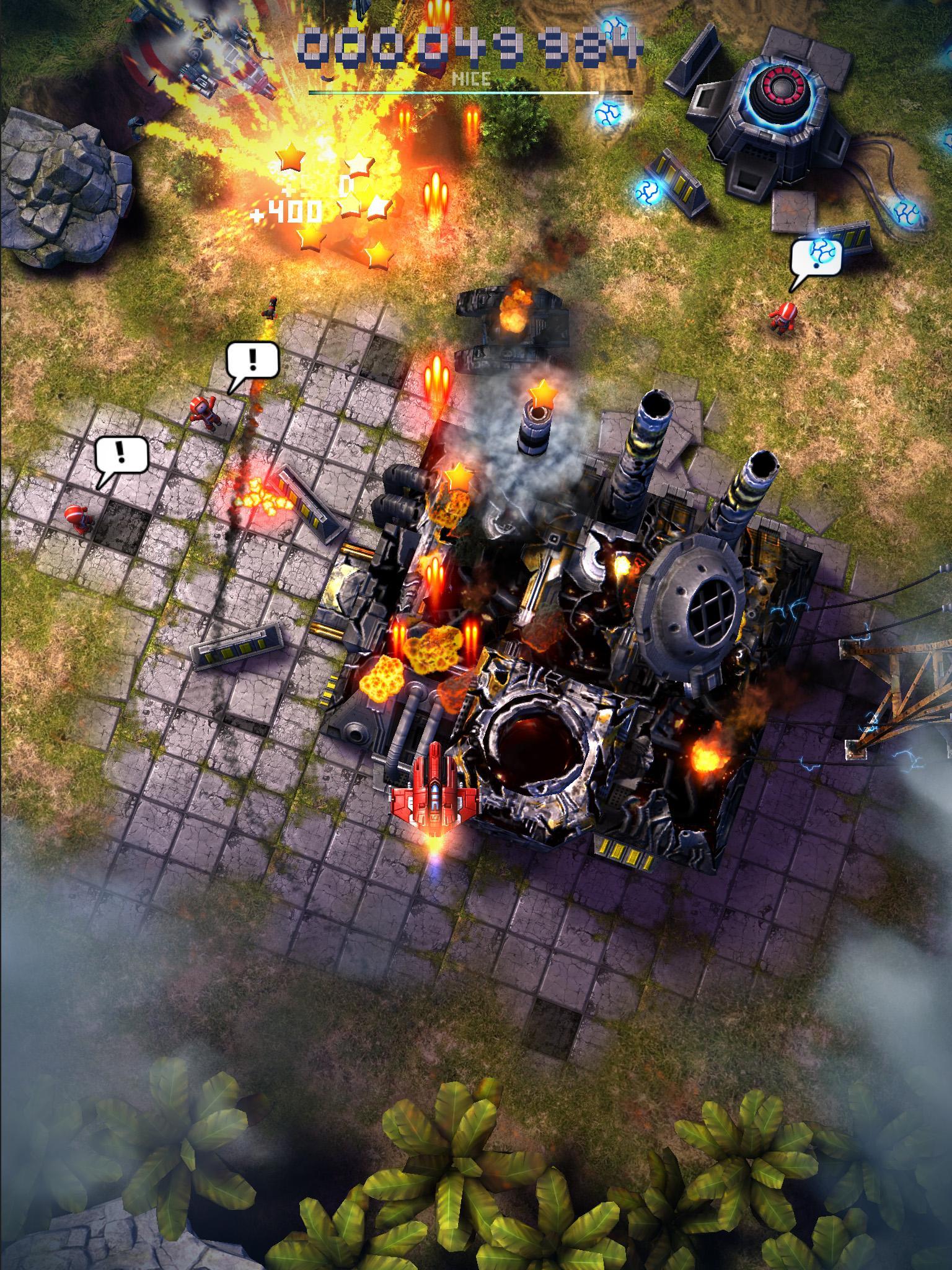 Sky Force 2014 screenshot #9