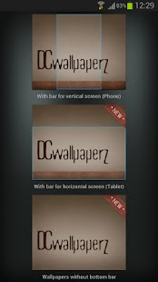 DCwallpaperZ- screenshot thumbnail
