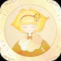 카카오톡 테마 - 기린소녀 노랑 icon