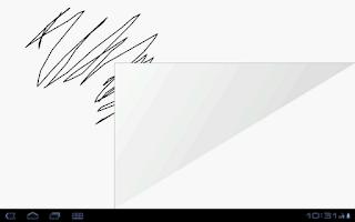 Screenshot of Piece Of Paper Free