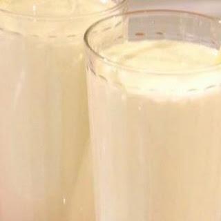 Roasted Pineapple Milkshake