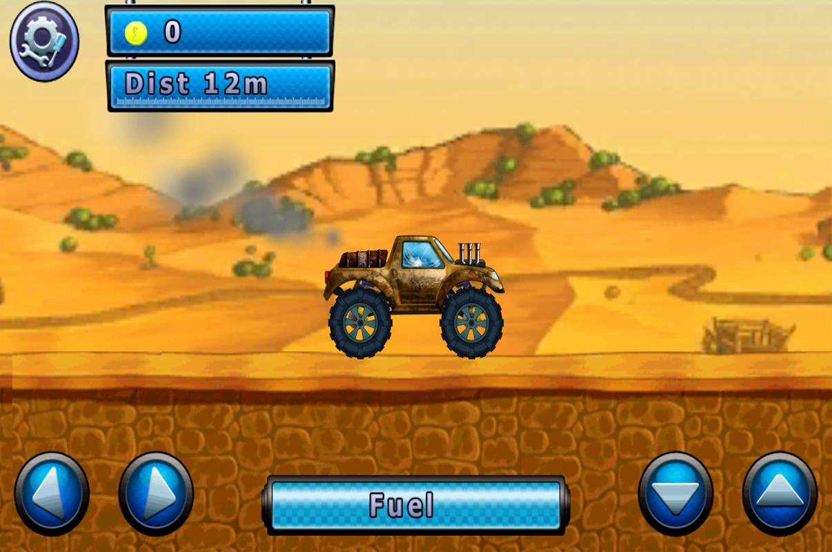 Monster Truck Toss- screenshot