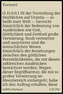 Das Urantia Buch- screenshot thumbnail