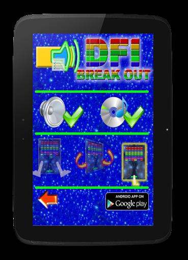 【免費街機App】DFI Breakout-APP點子