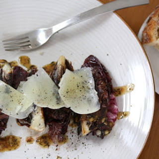 Seared Radicchio Salad