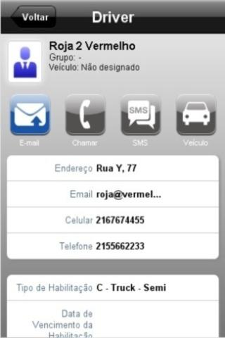 Pointer Fleet Manager - Brasil - screenshot