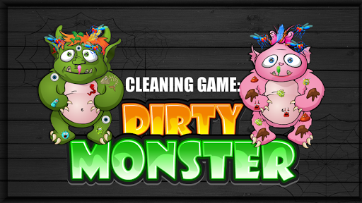Cleaning Game : Dirty Monster 1.2.0 screenshots 11