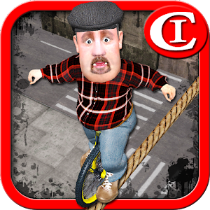 Tightrope Unicycle Master 3D for PC and MAC