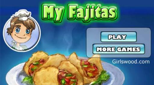 Cooking Game Make Your Fajitas