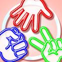 GoGo!!Rock Paper Scissors logo