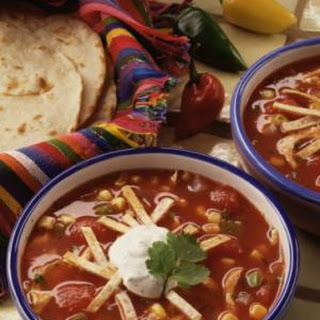 Marie's Tortilla Soup