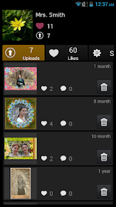 Kids PhotoFrames screenshot 5