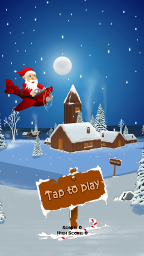 Flappy Santa Copter