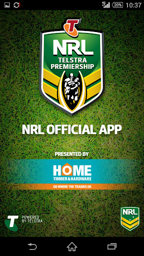 NRL Official App