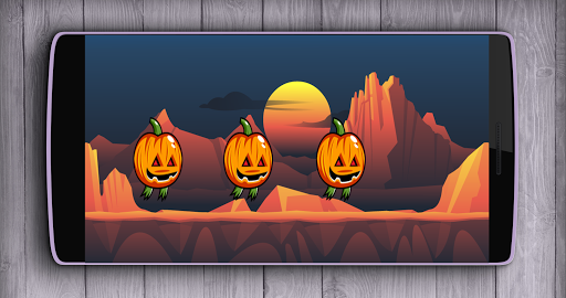 Floppy Pumpkin Jumped