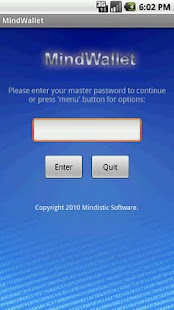 MindWallet - Password Manager - screenshot thumbnail