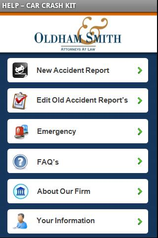 HELP – CAR CRASH KIT - screenshot