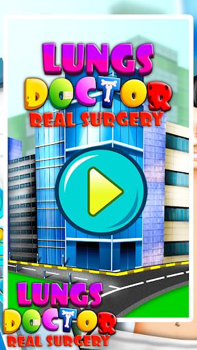 肺實醫生手術遊戲