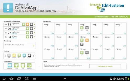 DeAfvalApp- screenshot thumbnail