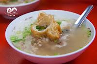 老蔡虱目魚粥