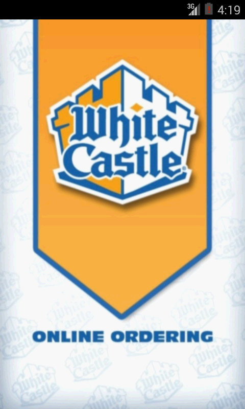 White Castle Ordering- screenshot