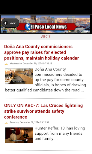 【免費新聞App】El Paso Local News-APP點子