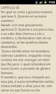 Livros em Português: miniatura da captura de tela