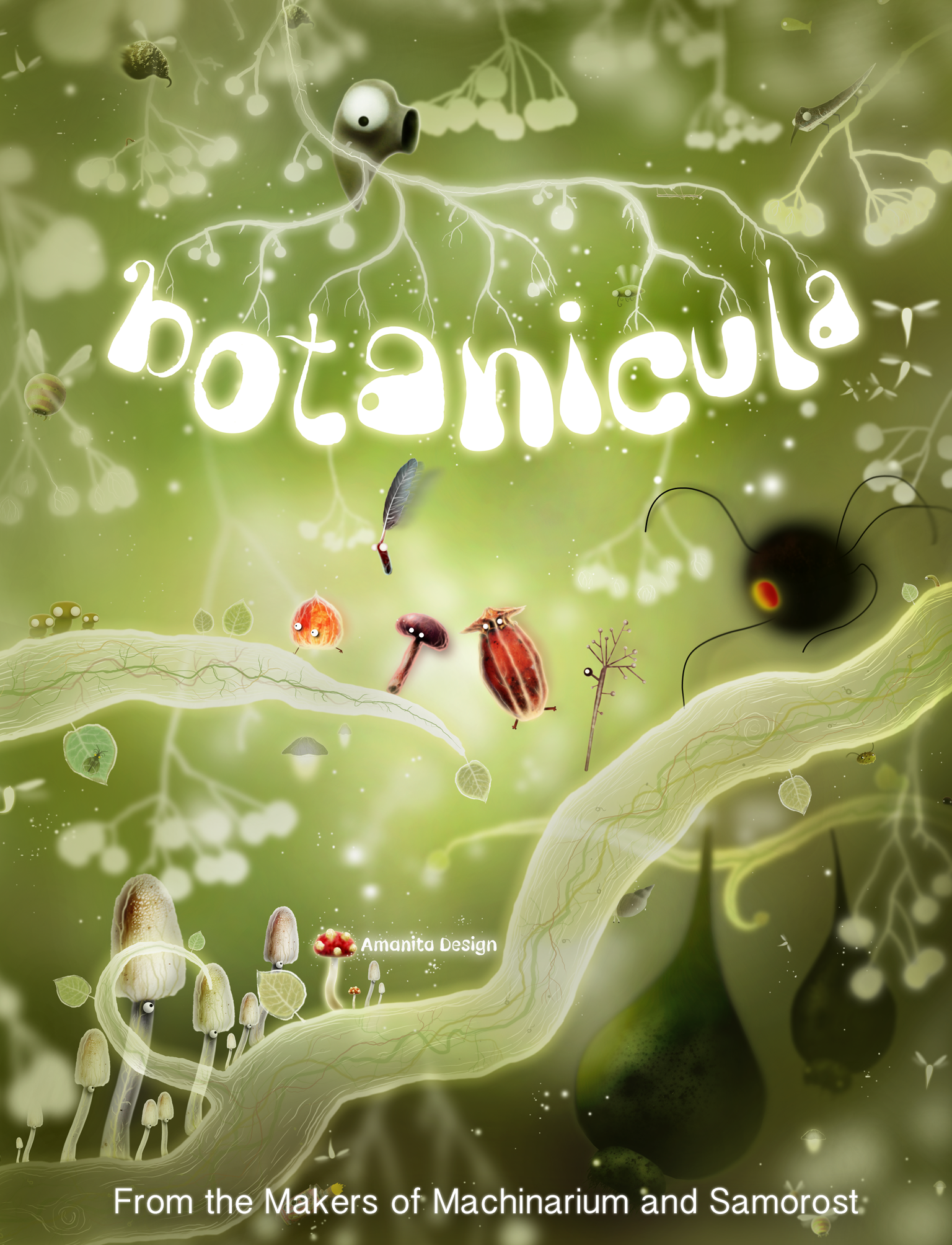 Botanicula screenshot #1