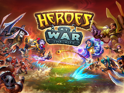 Heroes at War: The Rift v1.1.0