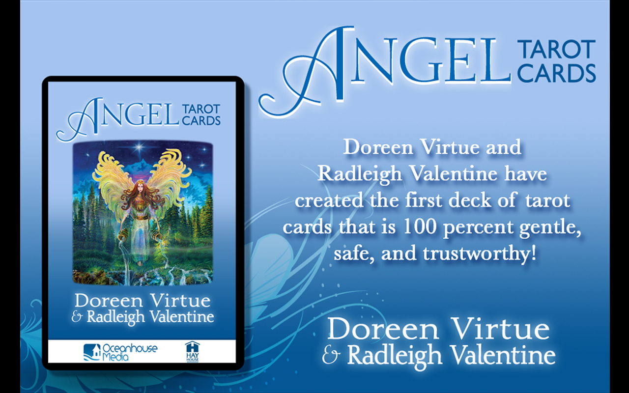 Angel Tarot Cards - screenshot