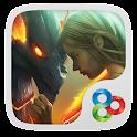 Dragon City GO Launcher Theme icon