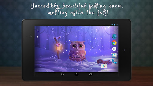 【免費個人化App】Magic Winter HD PRO-APP點子
