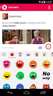 Beamly: TV with friends- screenshot thumbnail