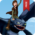 How To Train Your Dragon LWP icon