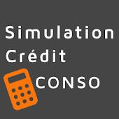 Simulation Crédit Consommation