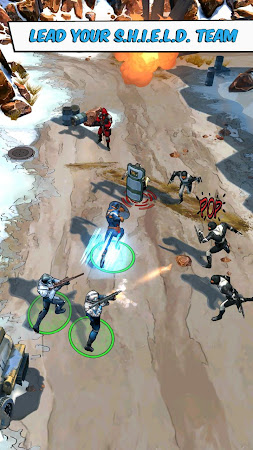 Captain America: TWS 1.0.3a screenshot 15109