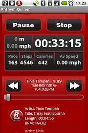 Rhythm Runner Screenshot 2