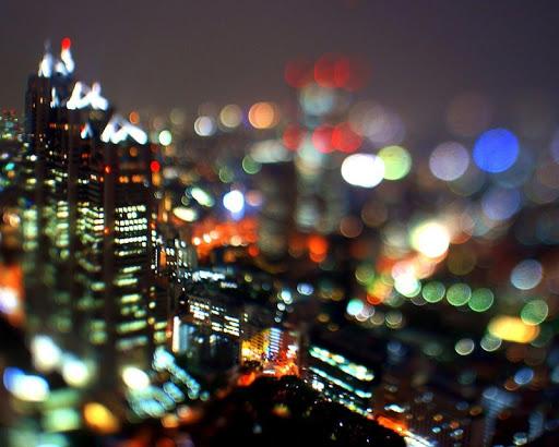 東京夜之夢壁紙