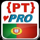 Portuguese lessons (PRO) icon