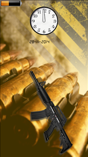 M16 Lock Screen