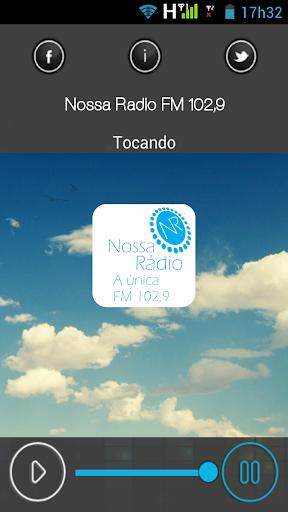 Nossa Rádio FM 102 9